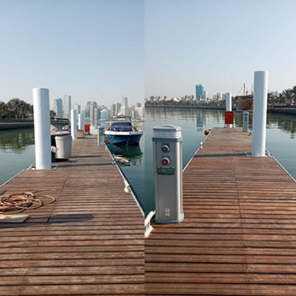 Marina Refurbishment